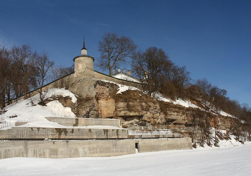 Снетогорский женский монастырь-Псков-г. Псков-Псковская область