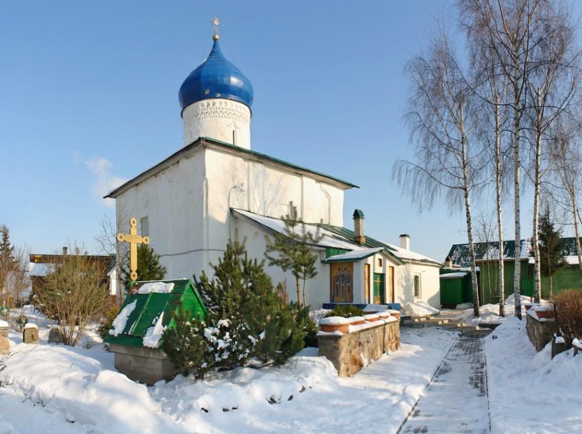 Церковь Константина и Елены-Псков-г. Псков-Псковская область