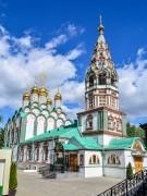 Церковь Николая Чудотворца в Хамовниках - Хамовники - Центральный административный округ (ЦАО) - г. Москва