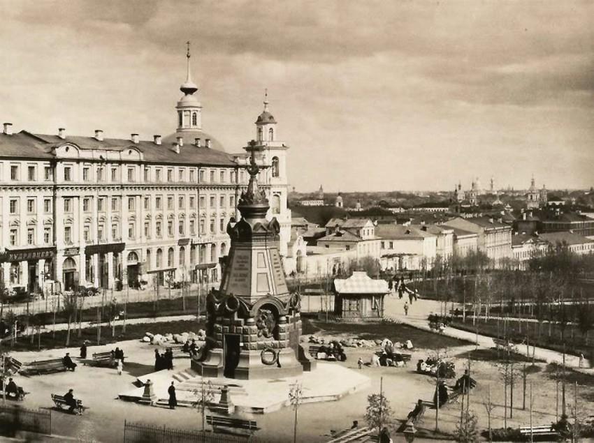 Часовня Александра Невского и иконы Божией Матери