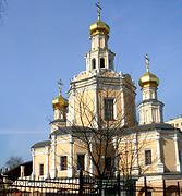 Церковь Бориса и Глеба в Зюзине - Москва - Юго-Западный административный округ (ЮЗАО) - г. Москва