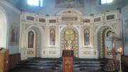 Обручевский. Троицы Живоначальной в Воронцове, церковь