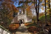 Псковская область, Печорский район, Изборск, Церковь Сергия Радонежского и Никандра
