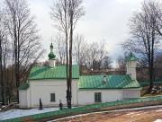 Изборск. Сергия Радонежского и Никандра, церковь