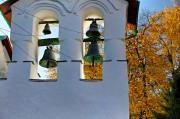 Успенский Псково-Печерский монастырь. Надвратная церковь Святителя Николая Чудотворца - Печоры - Печорский район - Псковская область
