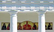 Успенский Псково-Печерский монастырь. Собор Михаила Архангела - Печоры - Печорский район - Псковская область
