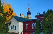 Успенский Псково-Печерский монастырь. Церковь святого Лазаря - Печоры - Печорский район - Псковская область