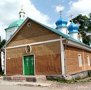 Церковь Варвары - Печоры - Печорский район - Псковская область