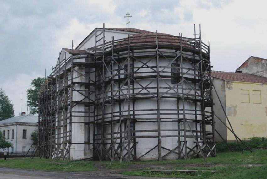 Церковь Иоакима и Анны, Боголюбово
