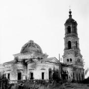 Церковь Введения во храм Пресвятой Богородицы - Леонтьево - Камешковский район - Владимирская область