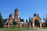 Савёлки. Николая Чудотворца в Ржавках, церковь