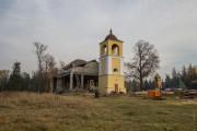 Церковь Троицы Живоначальной - Троица-Чижи, урочище - Павлово-Посадский район - Московская область