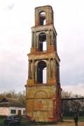 Колокольня церкви Воскресения Христова - Городище - Юрьев-Польский район - Владимирская область