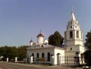 Церковь Иоанна Предтечи в Городищах-Коломна-Коломенский район-Московская область-Русский Украинец
