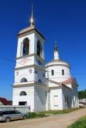 Боровск. Спаса Преображения, церковь