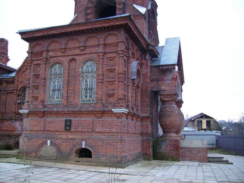 Церковь Введения во храм Пресвятой Богородицы, Боровск