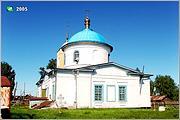 Церковь Михаила Архангела - Приклон - Меленковский район - Владимирская область