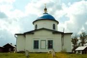 Приклон.Церковь Михаила Архангела, восточный фасад, chirokov