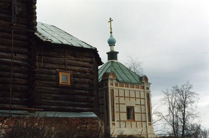 Церковь Покрова Пресвятой Богородицы, Боровск (Высокое)