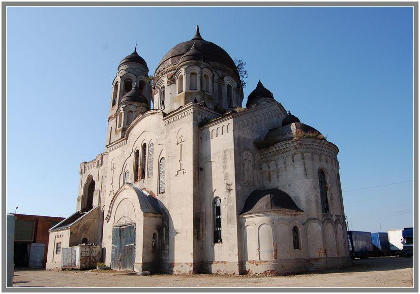 Собор Покрова Пресвятой Богородицы, Боровск