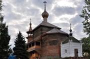 Церковь Покрова Пресвятой Богородицы - Боровск (Высокое) - Боровский район - Калужская область