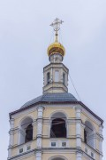 Роща. Рождества Пресвятой Богородицы Пафнутиев Боровский мужской монастырь. Колокольня