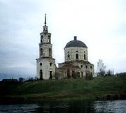 Церковь Николая Чудотворца - Бабье - Спировский район - Тверская область