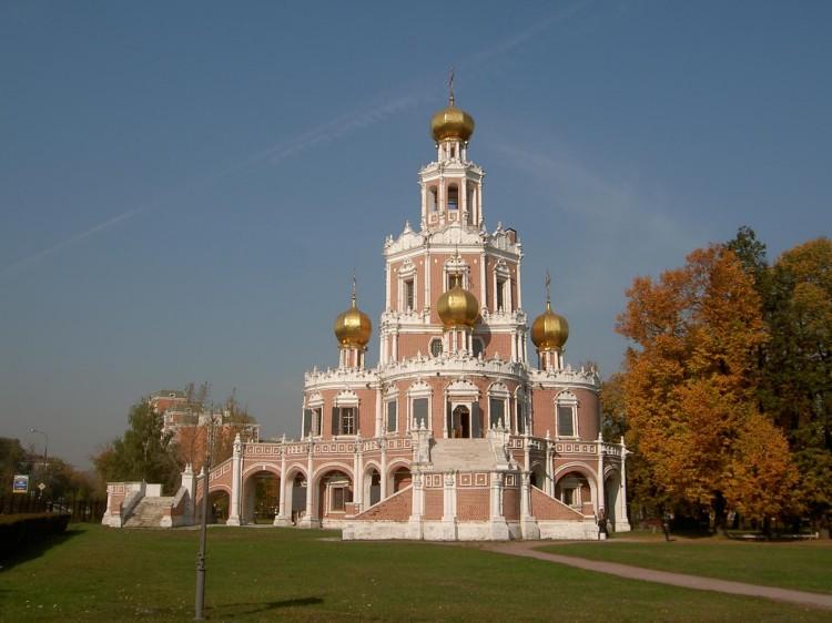 Церковь Покрова Пресвятой Богородицы в Филях, Москва