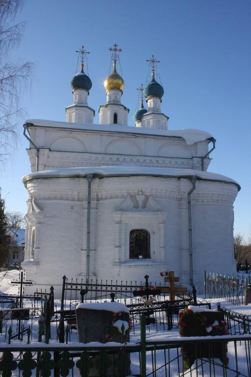 Церковь Рождества Пресвятой Богородицы, Рождествено-Суворово