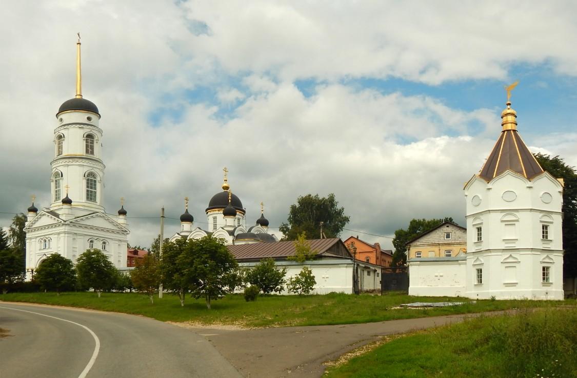 Тихоновский Преображенский женский монастырь, Скит, урочище
