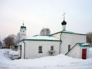 Александров. Успенский монастырь. Церковь Сретения Господня