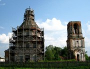 Церковь Вознесения Господня - Лемешки - Суздальский район - Владимирская область
