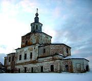 Церковь Рождества Христова - Учка - Лузский район - Кировская область