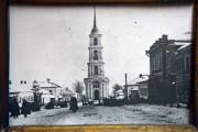 Венёв. Николая Чудотворца, колокольня церкви