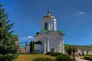Задонск. Задонский Рождество-Богородицкий мужской монастырь. Неизвестная надвратная часовня