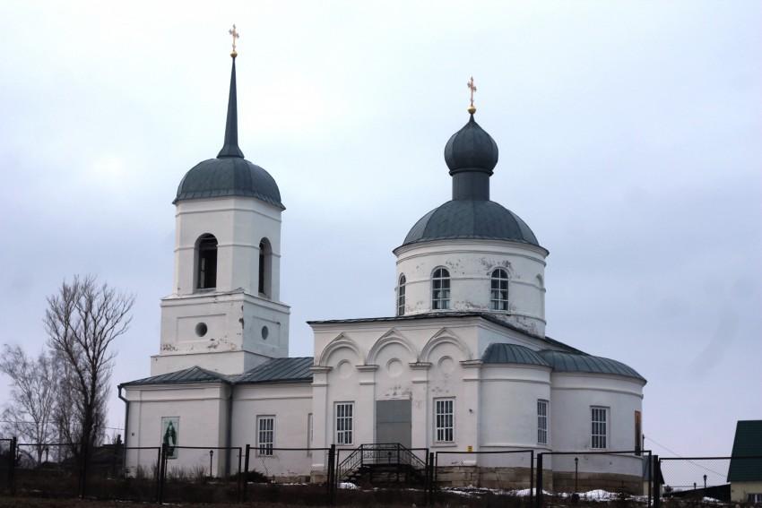 Церковь Параскевы Пятницы, Болховское