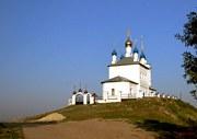 Тульская область, Кимовский район, Епифань, Церковь Успения Пресвятой Богородицы бывшего Епифанского монастыря