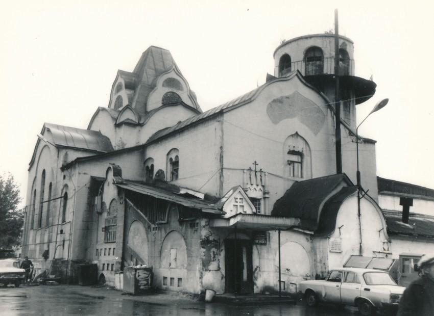 Старообрядческая церковь Благовещения Пресвятой Богородицы, Тула