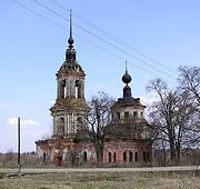 Церковь Благовещения Пресвятой Богородицы - Апухтино - Калязинский район - Тверская область