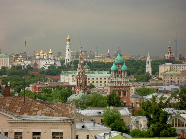 Церковь Воскресения Христова в Кадашах-Москва-Центральный административный округ (ЦАО)-г. Москва