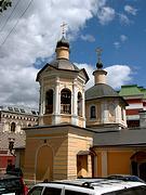 Церковь Сергия Радонежского в Крапивниках - Москва - Центральный административный округ (ЦАО) - г. Москва