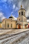 Церковь Иакова Зеведеева в Казённой Слободе - Москва - Центральный административный округ (ЦАО) - г. Москва