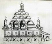 Басманный. Покрова Пресвятой Богородицы в Рубцове, церковь