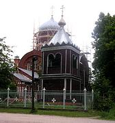 Церковь Вознесения Господня - Павловский Посад - Павлово-Посадский район - Московская область