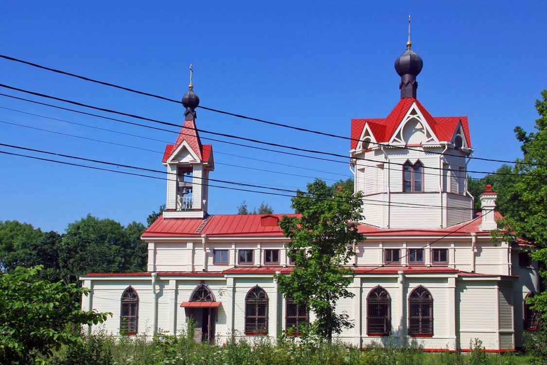 Церковь Спиридона Тримифунтского, Санкт-Петербург