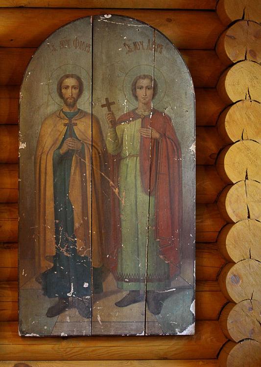 Церковь Николая Чудотворца, Озерки 1-е