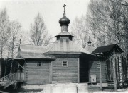 Церковь Михаила Архангела - Токсово - Всеволожский район - Ленинградская область
