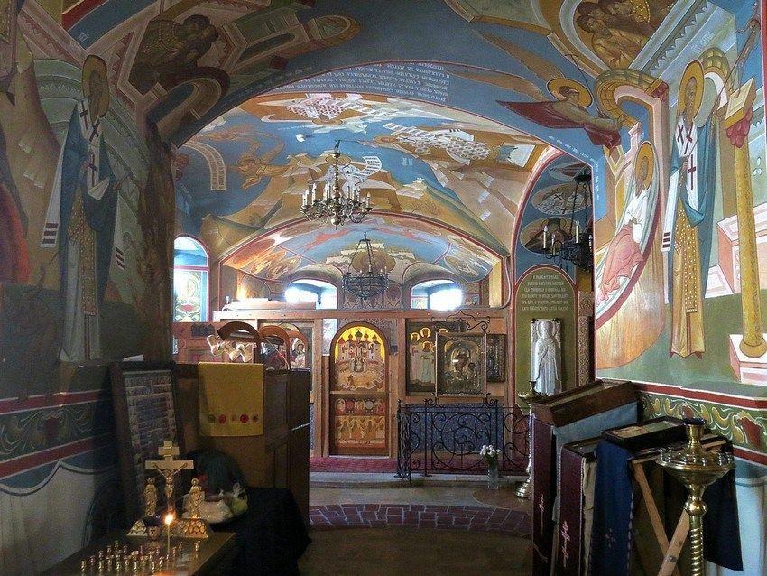 Церковь Феодора Студита (Смоленской иконы Божией Матери) у Никитских ворот, Москва