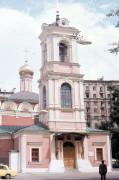 Пресненский. Воскресения Словущего на Успенском Вражке, церковь