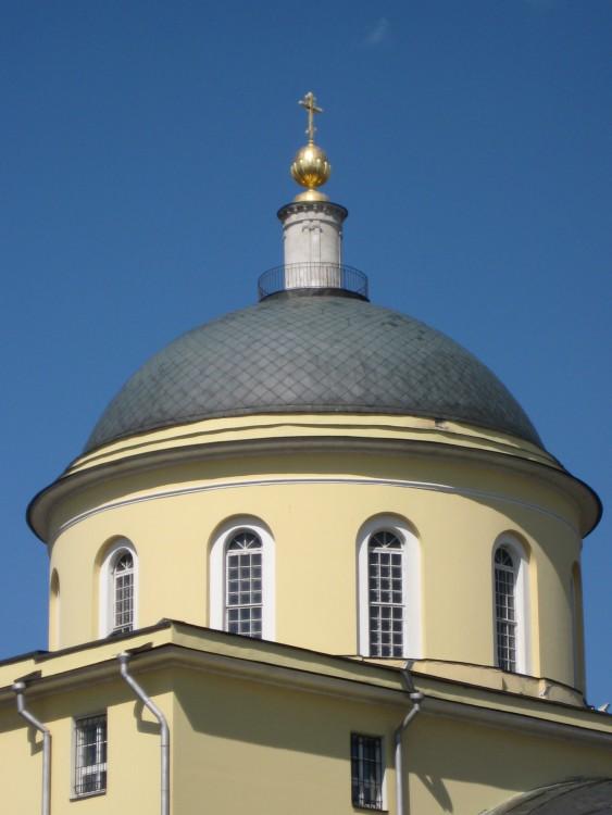 Церковь Вознесения Господня в Сторожах, у Никитских ворот, Москва